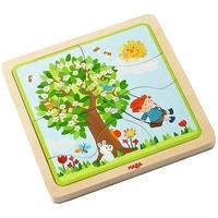 Haba Holzpuzzle Lieblingsjahreszeit 302529