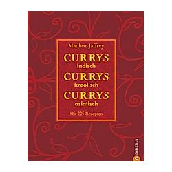 Currys  Currys  Currys. Madhur Jaffrey  - Buch