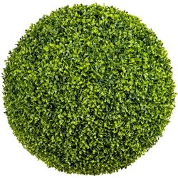 Kunstpflanze Buchsbaumkugel Buchsbaum, Creativ green, Höhe 54 cm