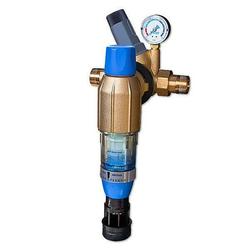 BWT ''Bolero'' Hauswasserstation DN25 - 1'' mit Druckminderer und Manometer - gem. DVGW-Richtlinie