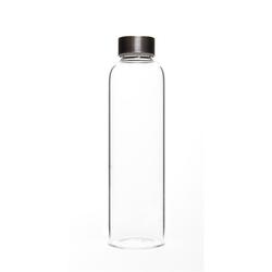 500ml wiederverwendbare Glastrinkflasche