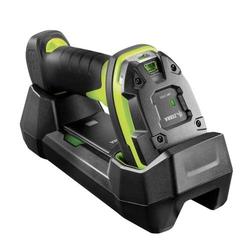 Zebra LI3678-SR Barcode-Scanner Bluetooth® 1D Imager Schwarz, Grün Hand-Scanner Bluetooth®, USB