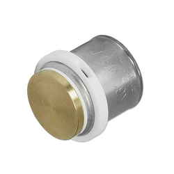 Pressfitting-Stopfen 63 x 4,5 mm für MV-Rohr