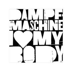 Dampfmaschine - I Love My Body (CD)