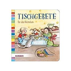 Tischgebete für die Kleinsten. Julia Ginsbach  - Buch