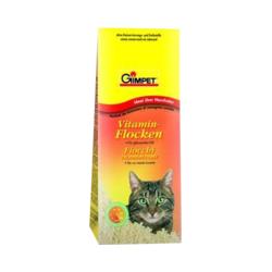 GIMPET Vitamin Hefeflocken für Katzen 200 g