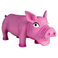 Trixie Schwein, Original-Tierstimme, Latex, Maße: 32 cm