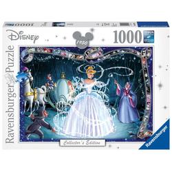 Walt Disney Cinderella Puzzle 1000 Teile