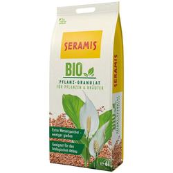 Seramis Tongranulat Bio-Qualität, für Pflanzen & Kräuter, 6 Liter