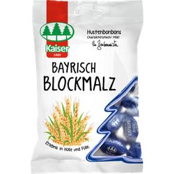 BAYRISCH Blockmalz Beutel 100 g