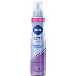 NIVEA Hair Care Schaumfestiger, 150 ml - Flasche, Extra Stark
