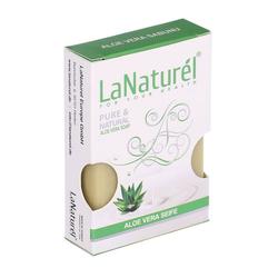 LaNaturel Handseife Aloe Vera Seife Handseife Feuchtigkeitscreme für Körper, Gesichts und Haarpflege