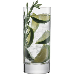 Eisch Longdrinkglas Superior SensisPlus (4-tlg), bleifreies Kristallglas, 470 ml