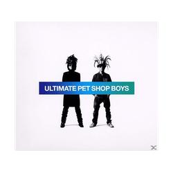 Pet Shop Boys - Ultimate (1CD) (CD)
