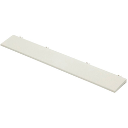 Bergo Flooring Klickfliesen-Kantenleiste, für Kunststofffliesen in Sand