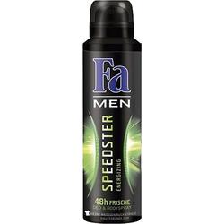 Fa Men Deodorant Speedster mit dem Duft spritziger Limonen 150ml