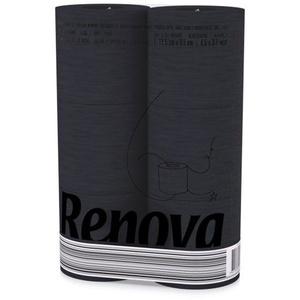 Schwarzes Toilettenpapier 6er Pack
