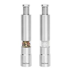 ProfiCook Salz-/Pfeffermühle PC-PSM1160 Pfeffer-/Salzmühlen-Set mechanisch