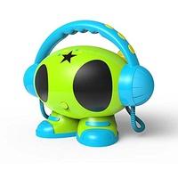 Bigben Interactive Karaoke Roboter 1GB grün