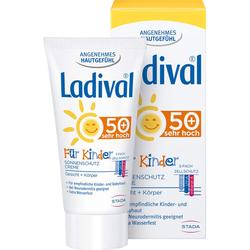 LADIVAL Kinder Creme LSF 50+ 50 ml