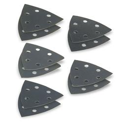 Schleifscheiben für Deltaschleifer K120-K1200 Schleifband Schleifscheibe