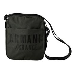 ARMANI EXCHANGE Umhängetasche Herren Umhängetasche - Small Crossbody Bag, One grün