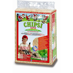Chipsi Heimtierstreu Super 3,4kg