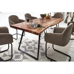 Niehoff Wald-Design Tisch Santos 4263