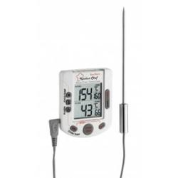 Küchen-Chef 2 in 1 Digitales Braten / Ofenthermometer