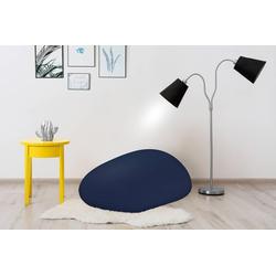 Kayoom Sitzsack Jump, (1 Stück) blau 78 cm x 101 cm x 50 cm