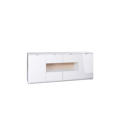 HTI-Living Sideboard Sideboard Glossy, Sideboard
