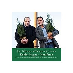 Kohle  Kappes  Koniferen  1 Audio-CD - Hörbuch