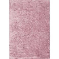 Veloursteppich Lucca - Pink