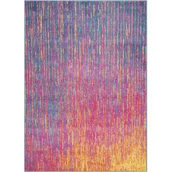 Teppich Passion 09, Nourison, rechteckig, Höhe 9 mm, Wohnzimmer 160 cm x 221 cm x 9 mm