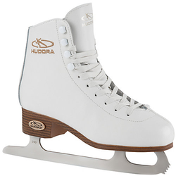 Schlittschuhe Eiskunstlauf  Laura, Gr. 42 weiß