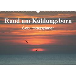 Rund um Kühlungsborn (Wandkalender 2021 DIN A3 quer)
