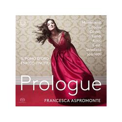Aspromonte,Francesca/Onofri,Enrico/Il Pomo D'oro - Prologue (SACD)