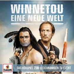 Winnetou-Eine neue Welt (Das Hörspiel zum TV-Event als Hörbuch CD von Winnetou