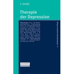 Therapie der Depression: eBook von J. Schöpf