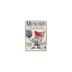 Pegasus Spiel, Munchkin Legenden 1 + 2 (Kartenspiel)