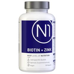 N1 BIOTIN + ZINK