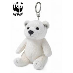 WWF Plüschfigur Plüschanhänger Eisbär (10cm)