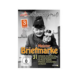 Meister Briefmarke DVD