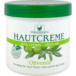 OLIVENÖL HAUTCREME Herbamedicus 250 ml