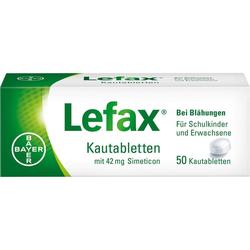 LEFAX Kautabletten 50 St.