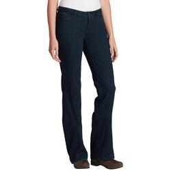 Eddie Bauer  Elysian Jeans - Trouser Leg - Curvy Damen Blau Gr. 4