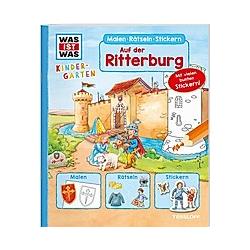Auf der Ritterburg. Sabine Schuck  - Buch