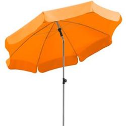 Schneider Sonnenschirm Locarno mandarine, Ø 200 cm