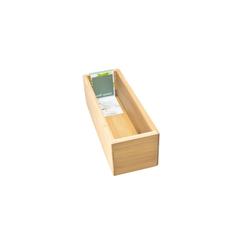 Neuetischkultur Aufbewahrungsbox Aufbewahrungsbox Bambus, Aufbewahrungsbox 23 cm x 7 cm x 8 cm