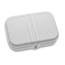 Koziol Pascal L Organic Lunchbox Grau
